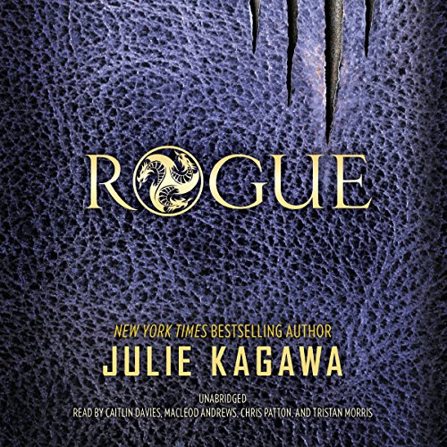 Rogue     The Talon Saga, Book 2              By:                                                                                                                                 Julie Kagawa                               Narrated by:                                                                                                                                 Caitlin Davies,                                                                                        MacLeod Andrews,                                                                                        Chris Patton,                   and others                 Length: 12 hrs and 29 mins     1,061 ratings     Overall 4.4