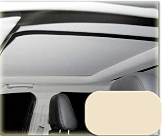 Heads Up Biege Sun Roof Fabric Recover Kit