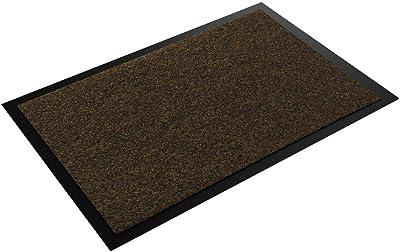 andiamo Doormat, Polyamide, Teak, 60 x 90 cm