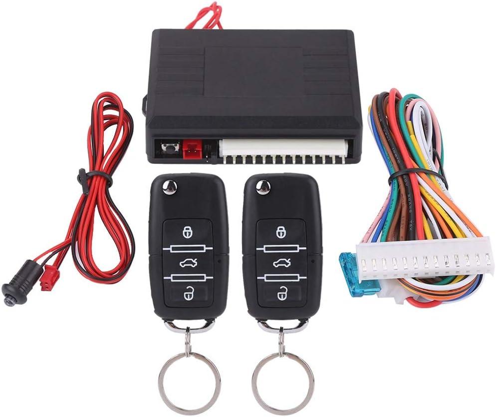 Keyless Entry Kit Car Universal Door Sale price Pro Locking Theft ...