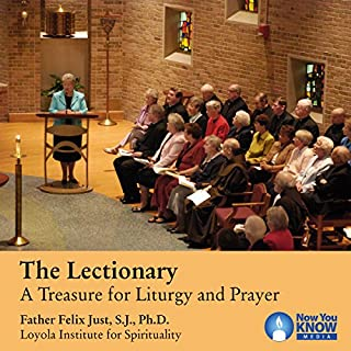 The Lectionary audiobook cover art