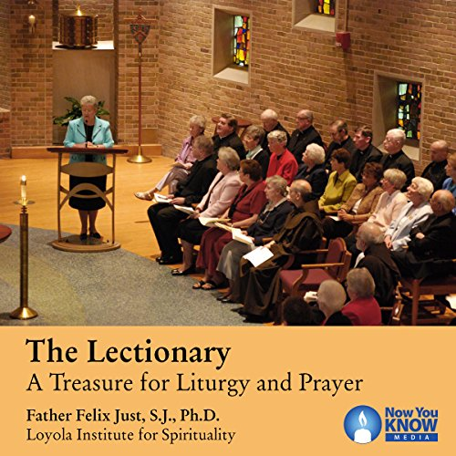 The Catholic Lectionary: A Treasure for Liturgy and Prayer audiobook cover art