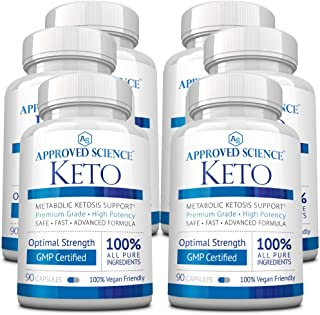 Best approved science keto supplements Reviews