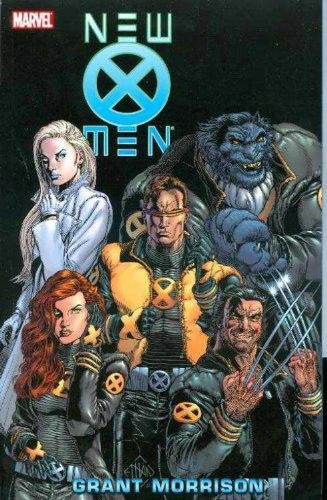 New X-Men By Grant Morrison Ultimate Collection Book 2 TPB: v. 2