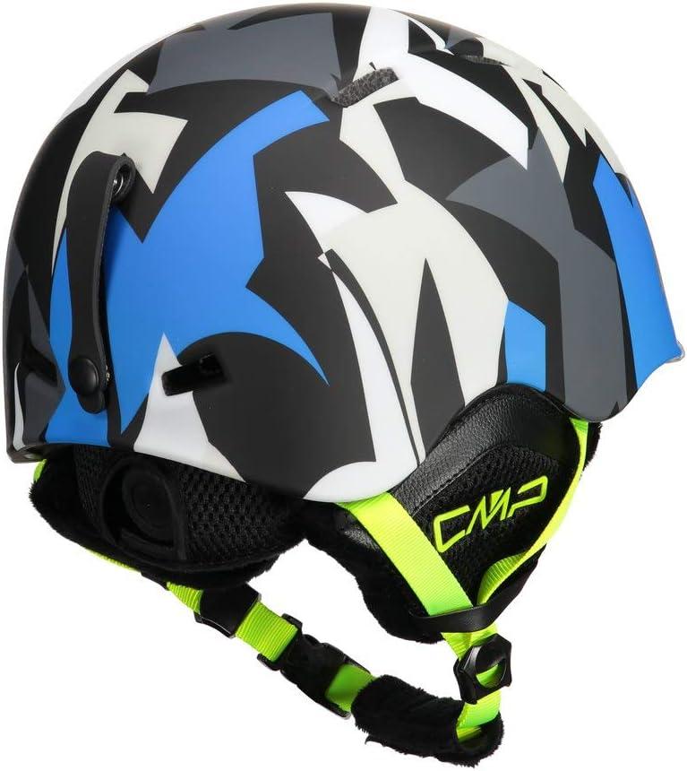 CMP Casco Da Sci E Snowboard XA-4 Casque de Ski Mixte