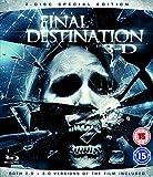 Final Destination 3-D [Edizione: Regno Unito] [Blu-Ray] [Import]
