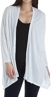 Michael Stars Women's 3/4 Sleeve Wrap Cardigan 2657