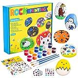Dreamingbox Spielzeug ab 5-12 Jahre, Steine Zum Bemalen Spielzeug für Jungen 5-12 Jahre Spielzeug Mädchen 5-12 Jahre Mädchen Geschenke 5-12 Jahre Geschenke für Jungs 5-12 Jahre Kindertagsgeschenke