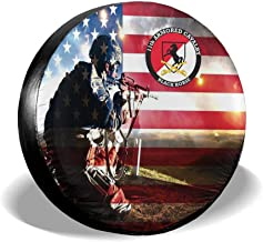 Qq2-Army-Store 11th Armored Cavalry Regiment Universal Spare Wheel Tire Cover