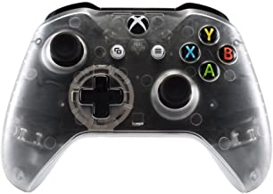 Xbox One Rapid Fire Modded Controller for Microsoft Xbox One, Works with All Shooting Games, COD, Rapid Fire, Dropshot, Akimbo & More (Clear)