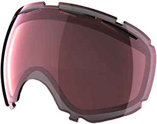 17f6b38537 Oakley Canopy Mens Replacement Lens Snow Goggles Accessories - Rose One Size