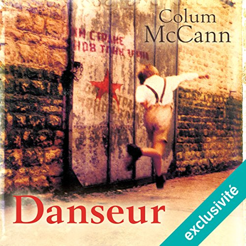 Danseur audiobook cover art