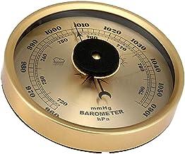 Almencla Estación Meteorológica Barómetro Termómetro Higrómetro Visualización Previsión Del Tiempo Alarma Tipo De Reloj