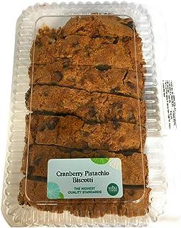 Whole Foods Market, Biscotti Cranberry Pistachio