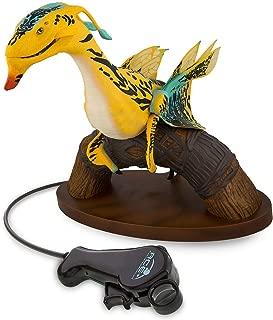 Walt Disney World - Pandora - The World of Avatar Interactive Banshee Toy + Stand - Yellow w/ Green
