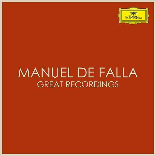 Manuel de Falla - Great Recordings