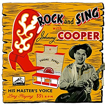 Rock And Sing With Johnny Cooper
