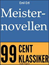Meisternovellen (German Edition)
