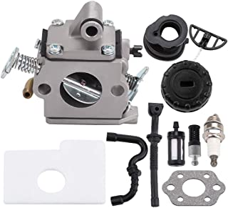Gimiton MS170 Carburetor for Stihl MS180 Carburetor 017 018 MS170C MS180C Chainsaw 1130 120 0603 C1Q-S57A