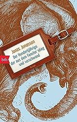 Buchcover - Der Hundertjährige, der aus dem Fenster stieg und verschwand