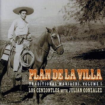 Plan De La Villa, Traditional Mariachi, Volume 1
