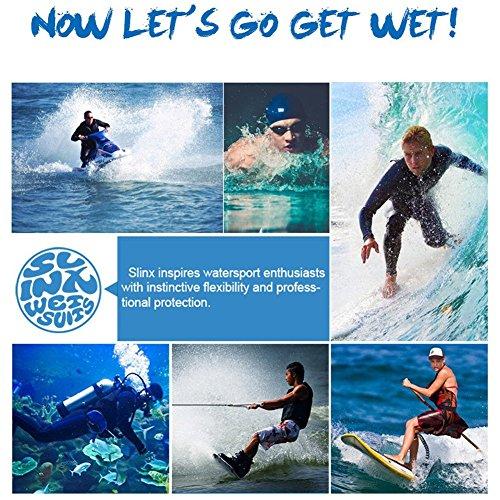 Neoprene Water Fin Sock Diving Wetsuits Sock 3MM for Women Men, Thermal Beach Sock Anti Slip Flexible for Snorkeling Surfing Kayaking Swimming Sailing Diving (M)