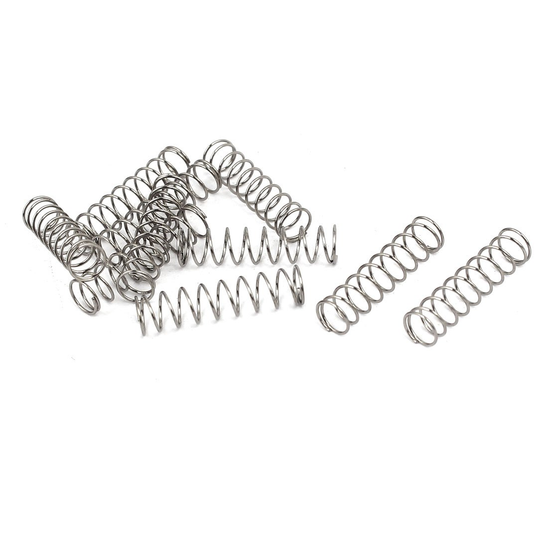 uxcell Compression Spring 304 Stainless All items in Selling and selling the store OD 5mm Wire 0.4mm Steel