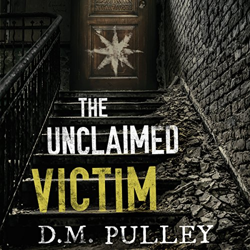 The Unclaimed Victim audiobook cover art