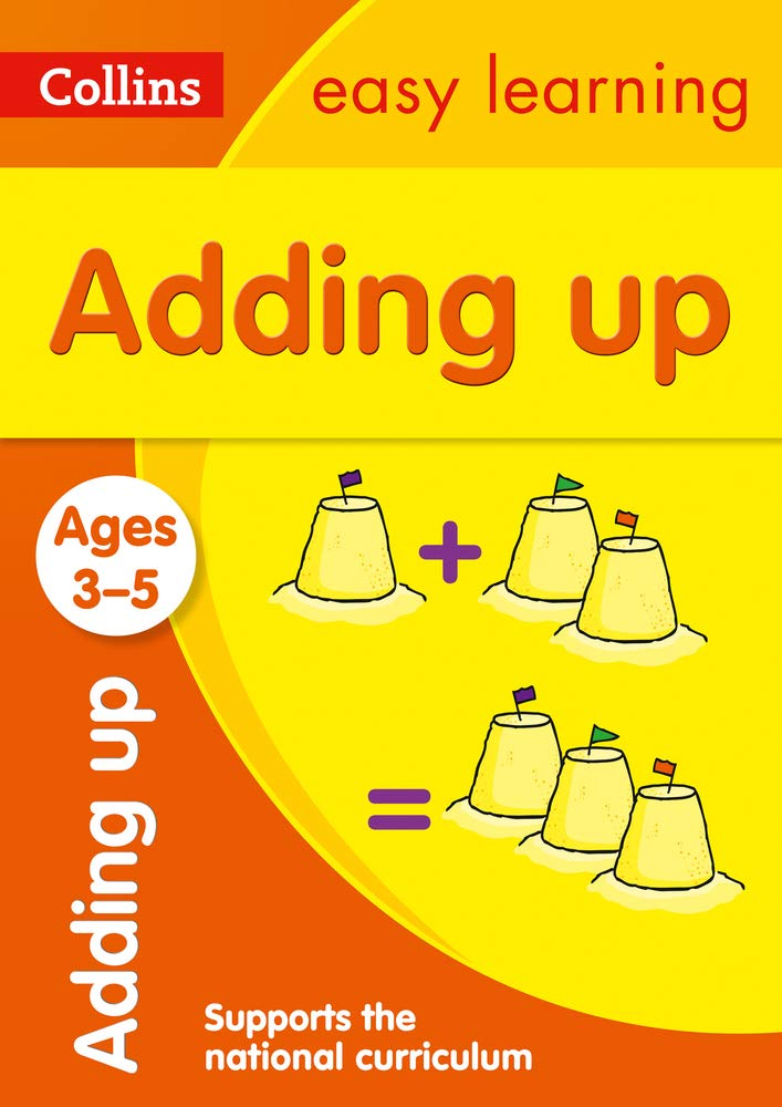 Download Adding Up Ages 3-5: Prepare For Preschool With Easy Home Learning (Collins Easy Learning Preschool) 