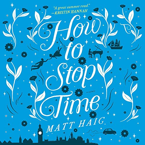 How to Stop Time  By  cover art
