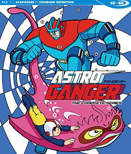 Astroganger The Complete Series SDBD [Blu-ray]