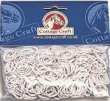 Cottage Craft J120 - Accesorio de arreo para hípica, Color Blanco