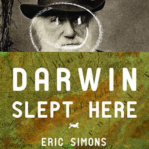 Darwin Slept Here audiobook cover art