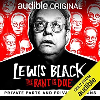 Ep. 30: Private Parts and Private Prisons (The Rant is Due) audiobook cover art