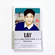 EXO LAY Solo Photocards 56pcs
