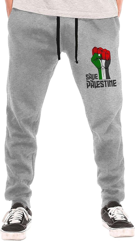 Constantyou Free Palestine Sweatpants Men Pants Joggi Jogger 5 popular Max 51% OFF for
