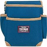 タフマックス 電工腰袋(2段・大) 1セット(3個)