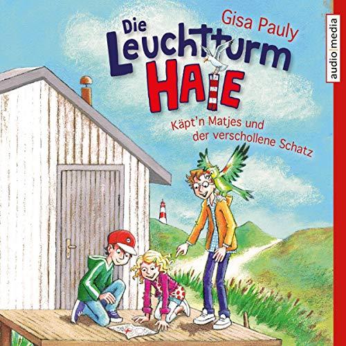 Käpt'n Matjes und der verschollene Schatz audiobook cover art