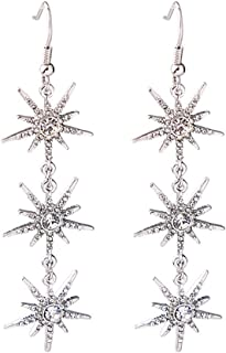 Best star drop earrings Reviews