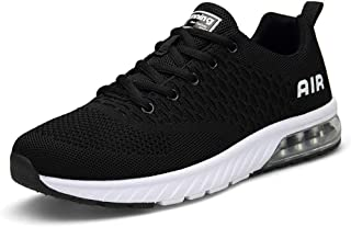 Axcone Homme Femme Chaussures Air Baskets Running Course Sneakers Fitness Gym athlétique Multisports Outdoor Casual