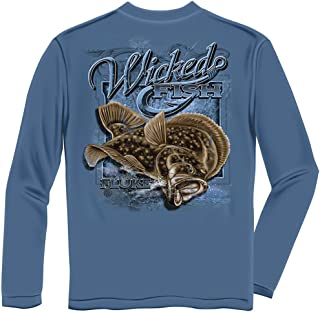 Best flounder fishing shirt Reviews