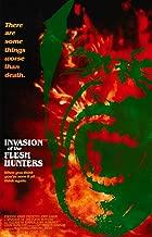 Posterazzi Invasion of The Flesh Hunters Fine Art Poster Print (24 x 36)