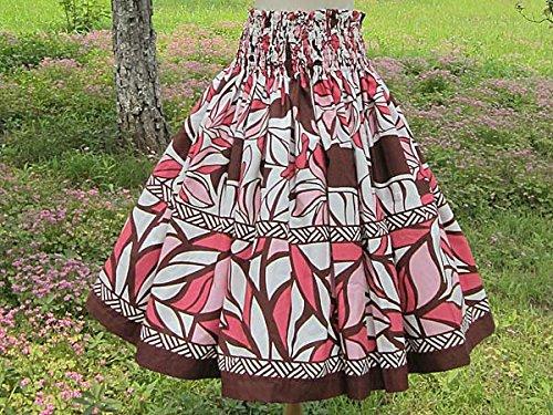 ミウ・ミント・アロハ [PICKUP フラダンスのパウスカート ハワイアンキルトのMiu-Mint製作 p00465 68cm