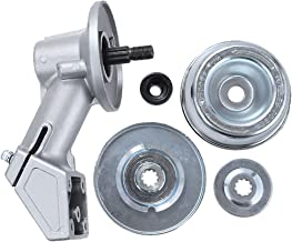 Hoypeyfiy String Line Trimmer Gearbox Head for Stihl FS44 FS74 FS80 FS85 FS90 FS110 FS130 Replaces 4137 640 0100