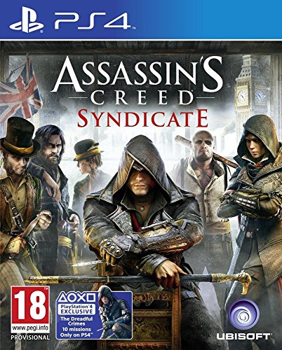 Ubisoft Assassin's Creed Syndicate, PS4 - Videospiele (PS4, PlayStation 4, Action/Abenteuer, DUT, FRE)