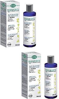 2 Esi Rigenforte Aceite Champú Estimulante con biotinax 250 ml
