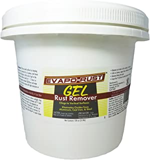 Evapo-Rust GEL Rust Remover Removes Rust and Rust Stains from Most Surfaces, 128oz