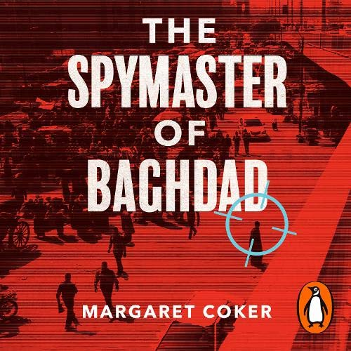 The Spymaster of Baghdad cover art