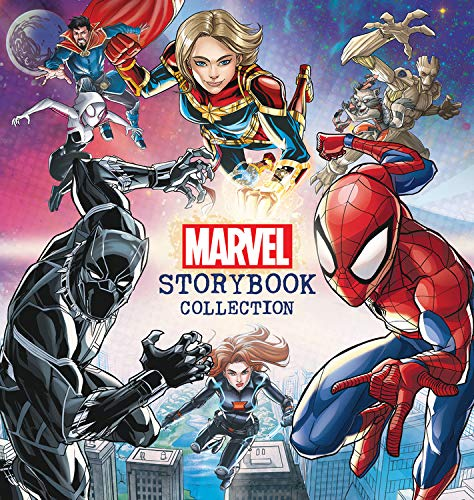 Marvel Storybook Coll