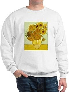 van gogh sunflower sweatshirt